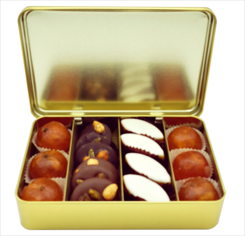 🌲 Coffret Or Assortiment Gourmand