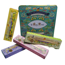 Coffret Vintage Assortiment de nougats