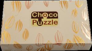 Oeuf Puzzle 3d Chocolat Noir