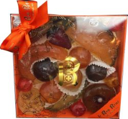 COFFRET DE LUXE FRUITS CONFITS