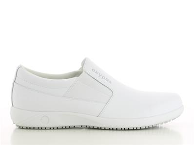 Chaussure médicale homme blanche