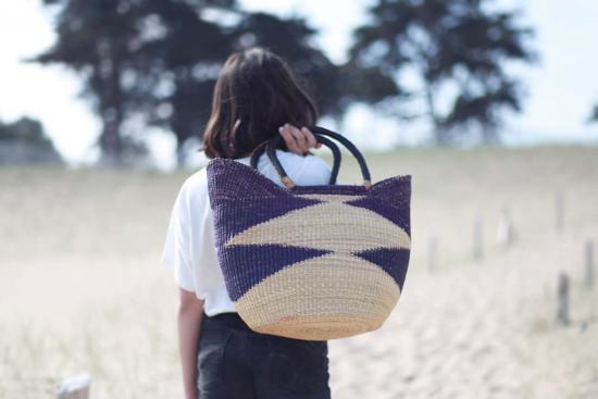 Les sacs paniers classiques Awa