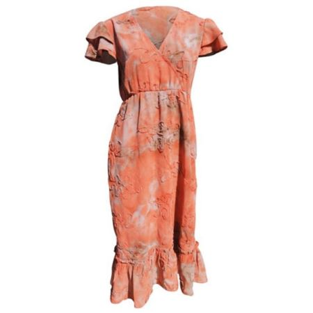 Robe vintage 80's - taille 40/42
