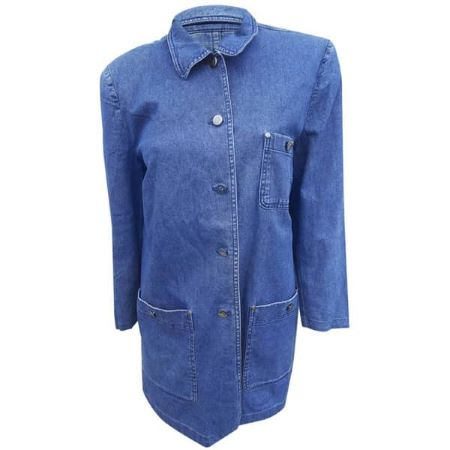 Chemisier Vintage 80's - taille 46