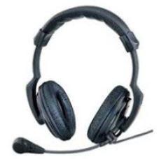 Casque bi-écouteur