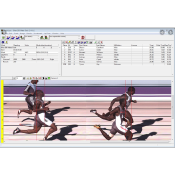 Logiciel Finishlynx Photo-finish