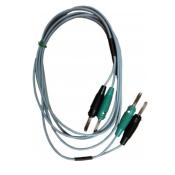 Cables Connecteurs Banane (2m)