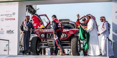 Baja Rally