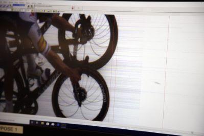 Photo-finish - Cyclisme