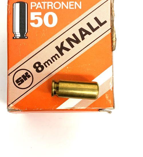 Cartouche 8mm Boite de 50