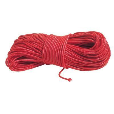 Élastique de saut rouge, longueur 25m