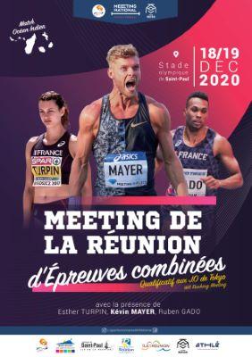 Meeting de la Réunion d'épreuves combinées