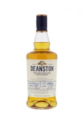 Deanston 12 ans Un-chillfiltered 46.3%