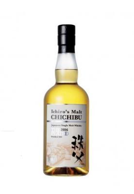 Chichibu the 2016 Peated OF 54.5%