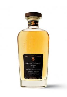 Bowmore 18 ans 2001 The Little Big Book S.V 55,4%