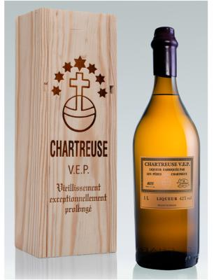 Chartreuse V.E.P. Jaune 42%