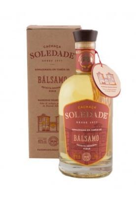 Cachaça Soledade Balsamo