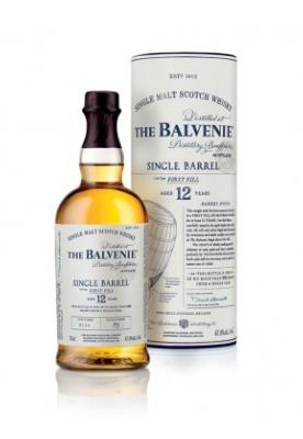 Balvenie 12 ans single barrel First Fill Of