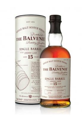Balvenie 15 ans single barrel Sherry 47.8%