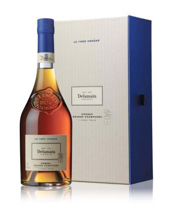 Cognac Delamain Très vénérable 40%