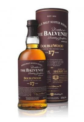Balvenie 17 Ans Double Wood 43%