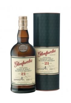 Glenfarclas 21 ans 43%