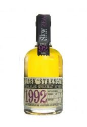 New Zealand Whisky 1992 Cask Strength 56.2%
