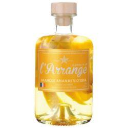 Tricoche Rhum arrangé Mangue Ananas Victoria 32%