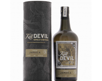 Kill Devil Jamaica 9 ans (Distillerie Monymusk) 46%