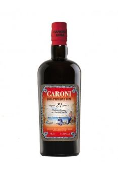 Caroni 21 ans Trinidad 57.18%