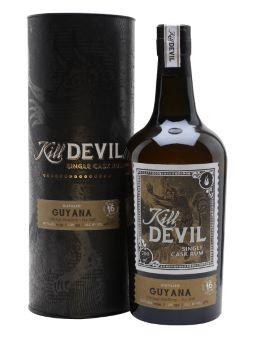 Kill Devil Guyana Uitvlugt 16 ans pot still 46%