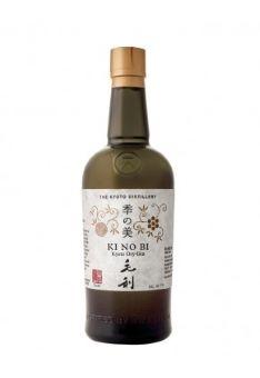 Ki No Bi Kyoto Dry Gin Ginza's Mori Bar LMDW Cellar Book 45.7%