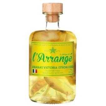 Tricoche Rhum arrangé Ananas Victoria Citron Vert 32%