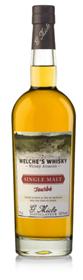 Welche's whisky alsacien Tourbé 46%