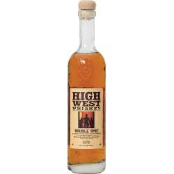 High West Whiskey Double Rye 46%
