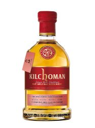 Kilchoman 5 ans 2015 Family Cask By James Wills 58,7%