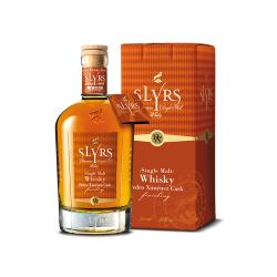SLYRS Single Malt Whisky Finition fût de pedro ximénez 46%