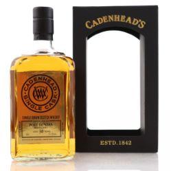Cadenhead's Port Dundas 30 ans 1998 50.9%
