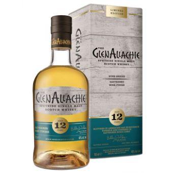 Glenallachie 12 ans Sauternes 48%