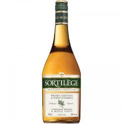 Sortilege Liqueur de whisky canadien au sirop d'érable 30%