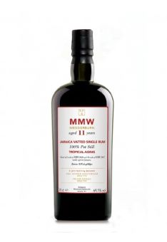 SVM 11 ans MMW Blend Tropical Aging Wedderburn 69.1%