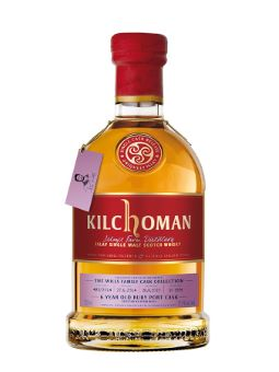 Kilchoman 6 ans 2014 Family Cask by Peter Wills 55.6%