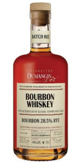 Dumangin - Bourbon Whiskey 46%