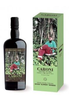 "Caroni Trinidad 21 ans 1998 K ""Slippery"" Employees 2nd Rel. 69.5%"