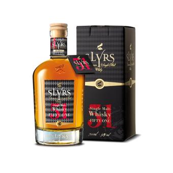 SLYRS Single Malt Whisky Fifty One 51%