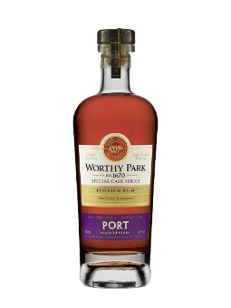 Worthy Park 2010 Port Finish Special Cask Series 45%