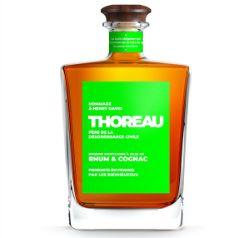 Thoreau 70% Pasador 30% Cognac