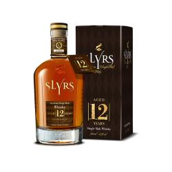 SLYRS Single Malt Whisky 12 ans 43%