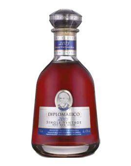 Diplomatico Vintage 2005 43%