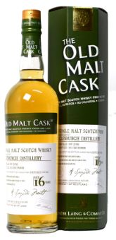 Hunter Laing Glenburgie 16 ans The Old Malt Cask